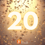 We are 20!